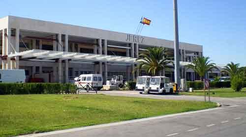 Nueva conexión Jerez de la Frontera y Colonia-Bonn para 2012