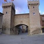 Zaragoza, Camino del Cid al destierro