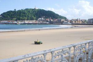 San Sebastián en un día