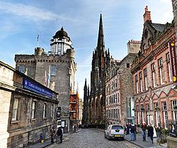 Escocia, la mágica Edimburgo