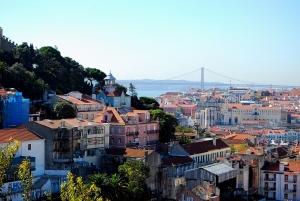 Lisboa en el puente de todos los santos