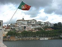 Portugal, Coimbra, ciudad con mucho encanto