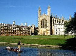 La espectacular Cambridge y Norwich, ciudad medieval