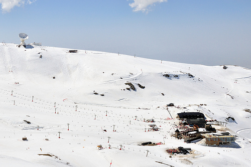 Escapadas esquí en pareja
