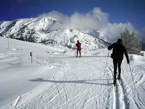 Vacaciones de esquí al Pirineo Aragonés. Navidad en Candanchú