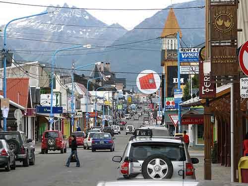 Ushuaia, la ciudad del Fin del Mundo en Argentina. Fin de semana de aventura