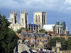 York, Inglaterra, ciudad mágica