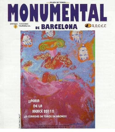 Las plazas de Toros de Cataluña