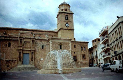 Municipios de Albacete – Hellín