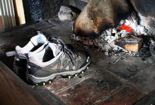 Calzado apropiado para una escapada por las montañas