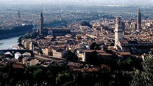 Verona, ciudad de los enamorados
