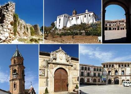 Visitando los extremos de Málaga – Archidona