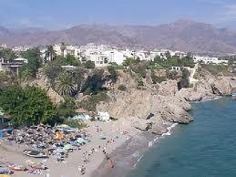 Frigiliana, Málaga, belleza morisca frente al Mediterraneo.