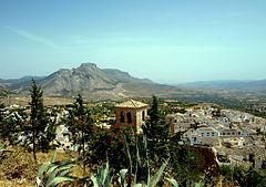 Vélez Blanco, Almería, interesantes rutas y mucho sol.