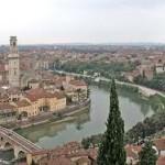 Verona, Italia, ciudad romántica