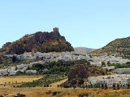 Zahara de la Sierra, ruta de los Pueblos Blancos
