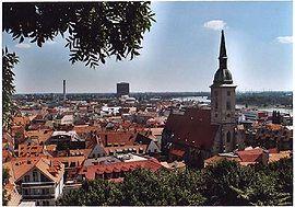 Bratislava, la hermosa capital de Eslovaquia