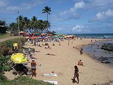 Brasil, Salvador de Bahía, con sabor colonial