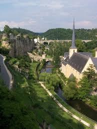 Luxemburgo, ciudad y otros preciosos rincones