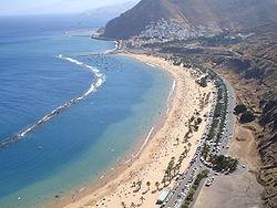 santa curz Playa_de_Las_Teresitas