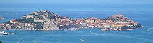 Italia, Archipiélago Toscano, entre Córcega y la hermosa Región de la Toscana