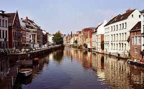 Gante, Bélgica, una de las ciudades más hermosas de Europa