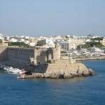 Isla de Rodas, una de las bellas y míticas islas griegas
