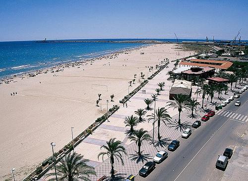 Las Playas de Sagunto – Valencia
