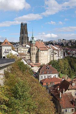Friburgo, ciudad con encanto
