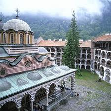 bulgaria monasterio de rila