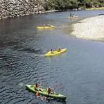 Asturias, descenso del rio Sella, aventura y relax