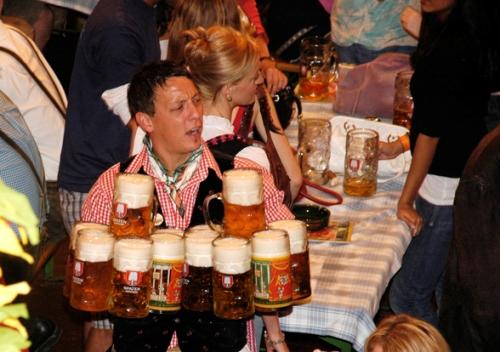 Prepárese para escaparse a celebrar el Oktoberfest