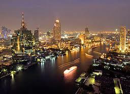 Tailandia, Bangkok, la gran ciudad del sudeste asiático