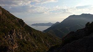 Murcia, espacio natural y reserva marina