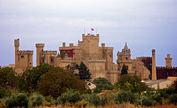 Navarra, rutas del vino, Ribera Baja