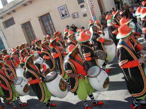 Viajar a los carnavales de España