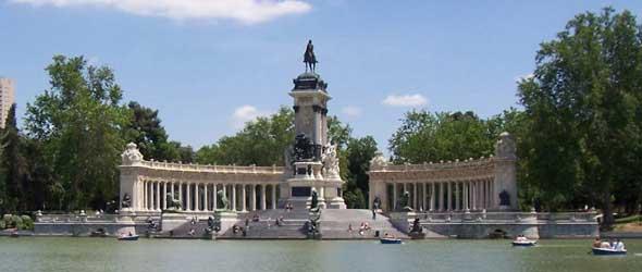 El Madrid más romántico