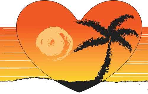 Llega el mes de agosto para tus escapadas románticas