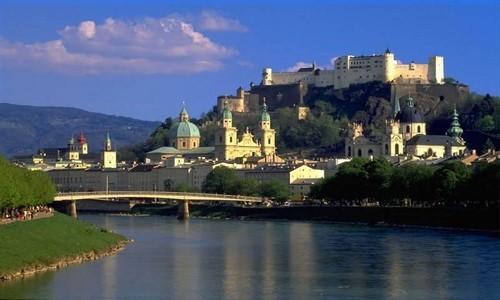 Recorra y disfrute del romanticismo de Salzburgo