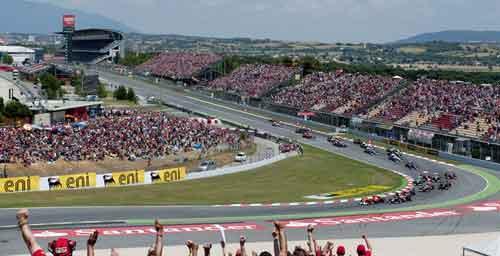 El negocio inmobiliario de la F1 y Moto GP