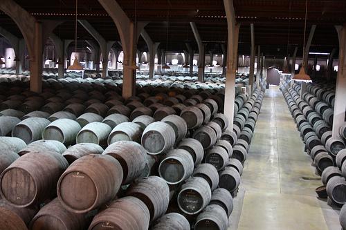 Fin de semana de vinos y brandy en Jerez