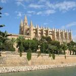 Puente de la Constitución en Palma de Mallorca