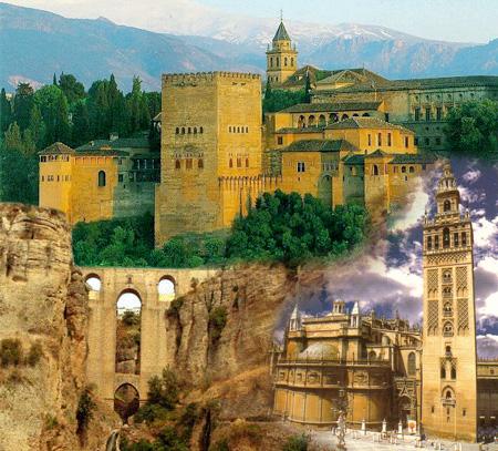 Escapadas fin de semana a Andalucía