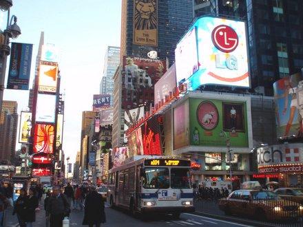 Viaja en Diciembre a Nueva York con Air France
