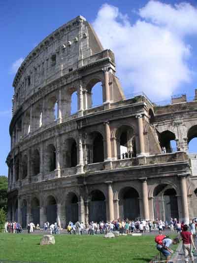 Vacaciones a Roma. Primavera y verano