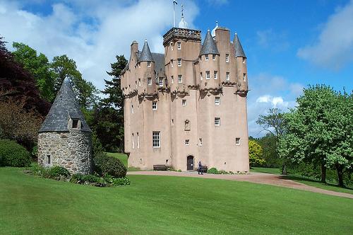 Escocia, alojamientos