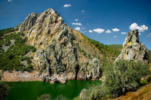 Extremadura, Parque de Monfragüe. Cáceres. 2º