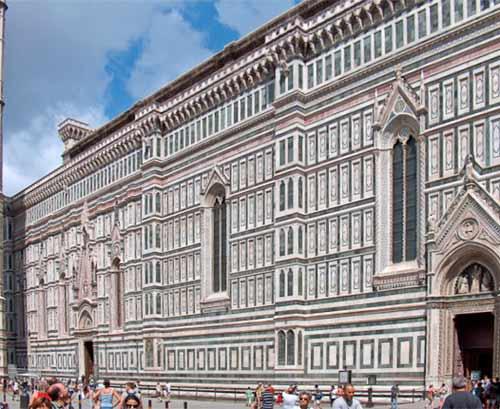 Toscana, una región con encanto (V) – La Catedral de Florencia