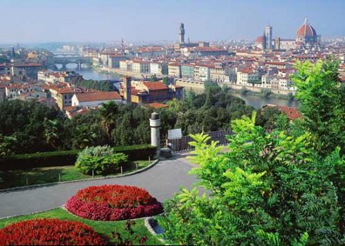 Florencia, Italia. La belleza del Renacimiento. II parte