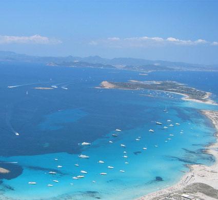 Formentera, Islas Pitiusas, paraiso del Mediterráneo